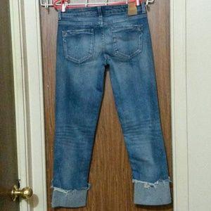 Zara Jeans - Zara Basic Z1975 Denim Capris - GONE